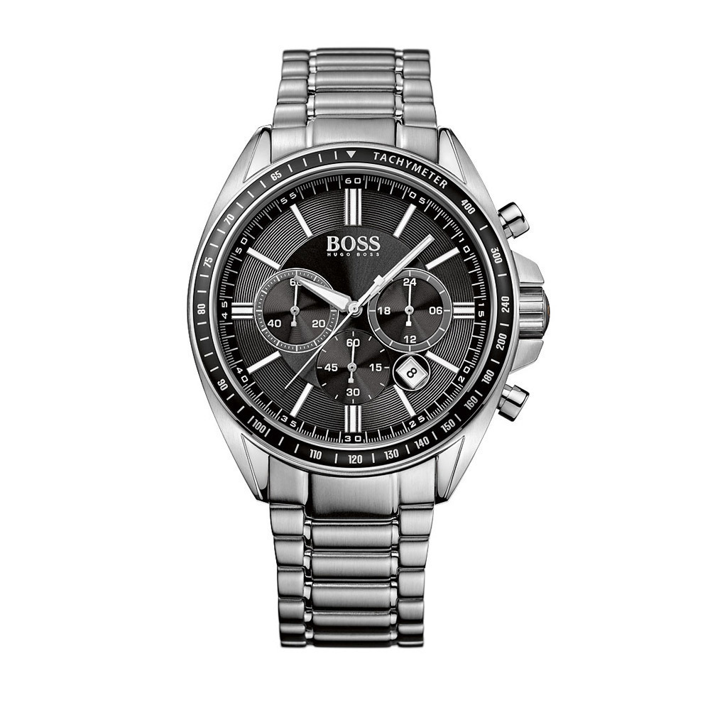 hugo boss herren edelstahl armband sport chronograph uhr 1513080 ebay. Black Bedroom Furniture Sets. Home Design Ideas