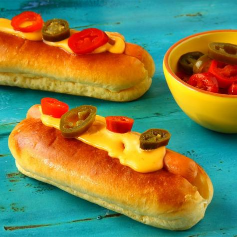 Global Gourmet American Hot Dog Oven Maker Perfect for Home Cinema Movie Nights Thumbnail 3