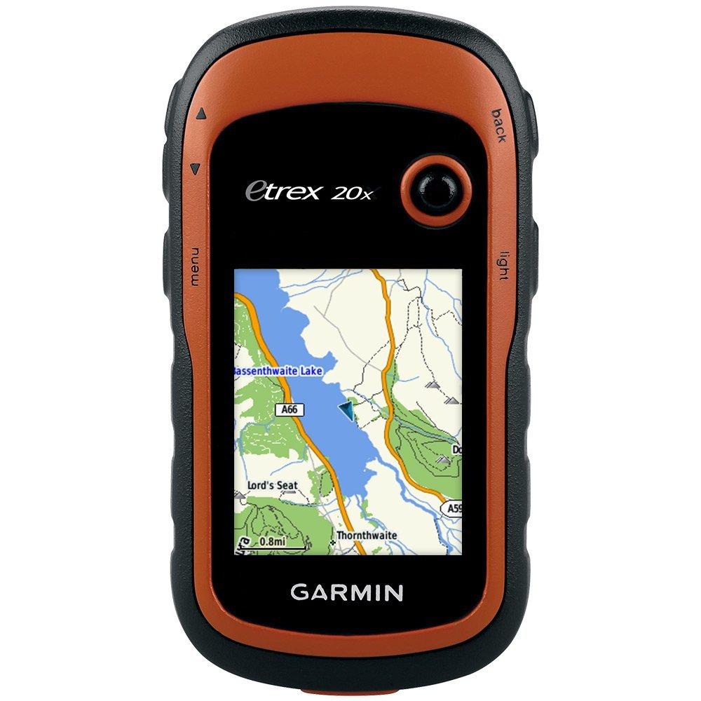 Garmin Etrex 20x│Outdoor Handheld GPS-GLONASS│Hiking ...
