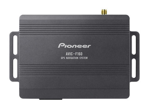 Pioneer AVIC-F160 Navigation System for Campers & Lorries for 46 EU Countries Thumbnail 2