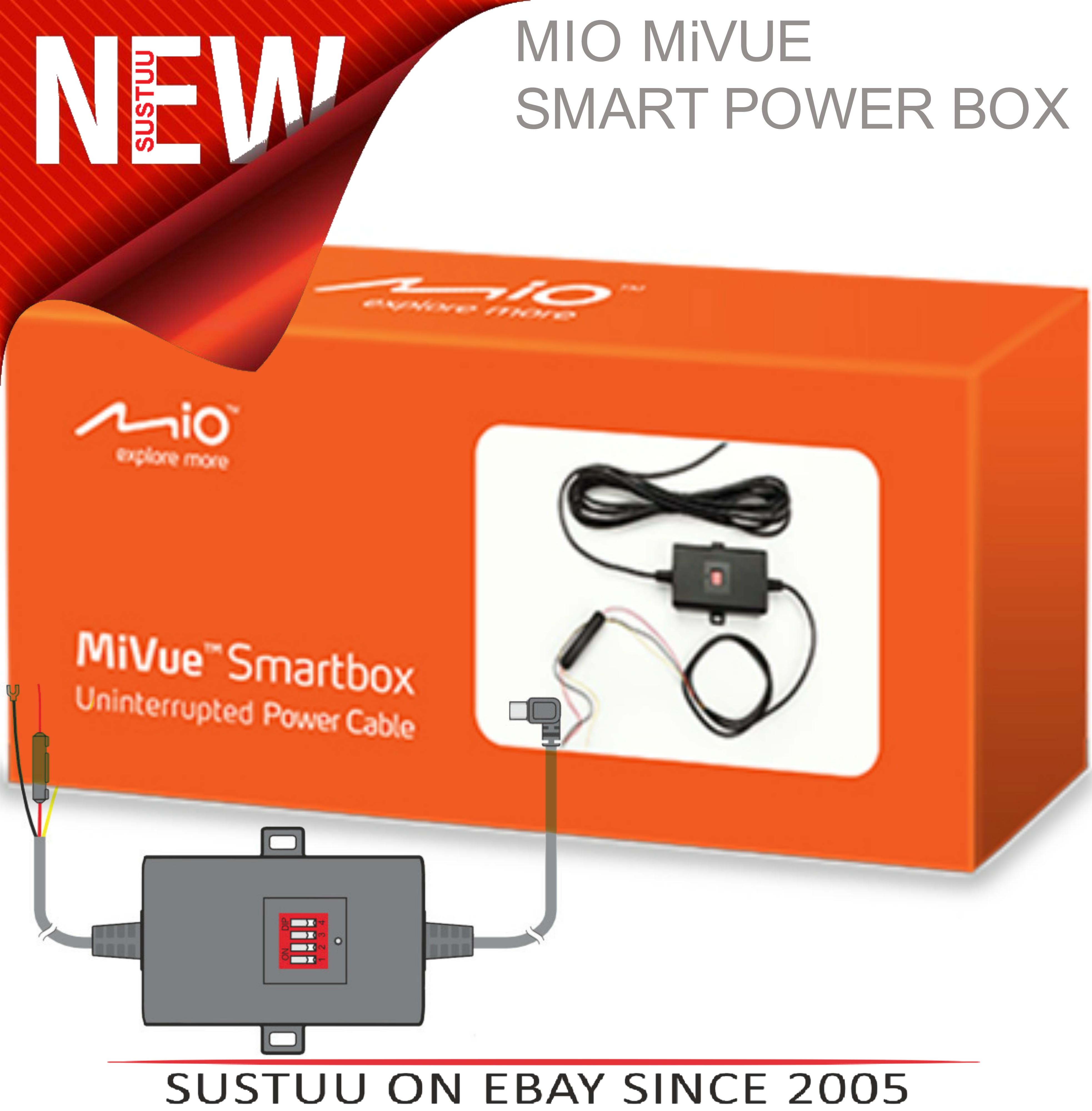 Mio MiVUE Smart Power Box Car Battery Saver 5416N4670072