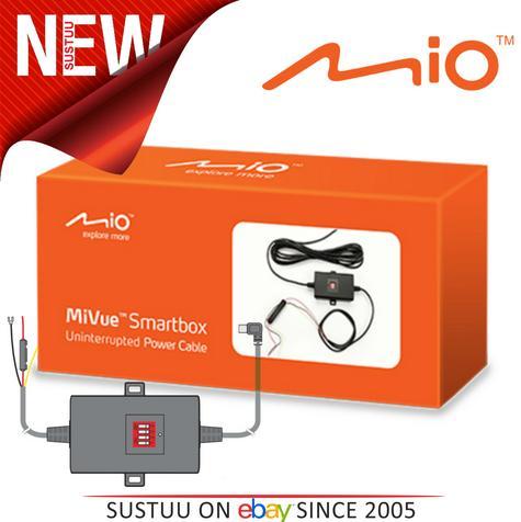 Mio MiVUE Smart Power Box Car Battery Saver 5416N4670072 Thumbnail 1