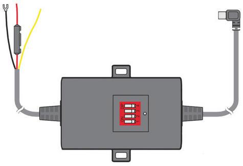 Mio MiVUE Smart Power Box Car Battery Saver 5416N4670072 Thumbnail 2