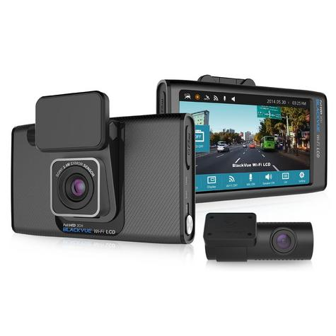 BlackVue DR750LW-2CH 16GB Full HD 1080p Front Rear WIFI DVR Car Dash Cam Camera Thumbnail 2