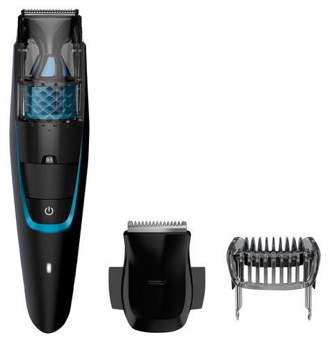 Philips Series 7000 Men's Beard & Stubble Easy Clean Less Mess Vacuum Trimmer  Thumbnail 3