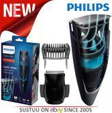 Philips Series 7000 Men's Beard & Stubble Easy Clean Less Mess Vacuum Trimmer