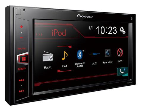 "NEW Pioneer MVH-AV290BT 6.2"" Touch 2 Din Car Stereo Bluetooth USB MP3 Headunit  Thumbnail 3"