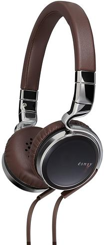 JVC Esnsy On-Ear Foldable Headphones with Mic & Remote for Smartphone & iPhone Thumbnail 1