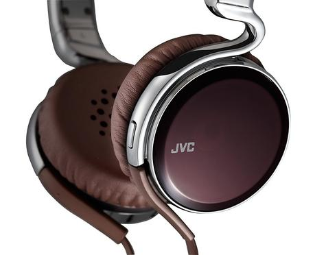 JVC Esnsy On-Ear Foldable Headphones with Mic & Remote for Smartphone & iPhone Thumbnail 3