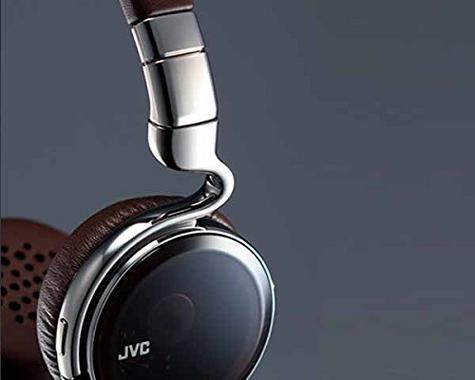 JVC Esnsy On-Ear Foldable Headphones with Mic & Remote for Smartphone & iPhone Thumbnail 5