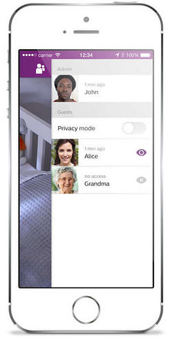 Philips Avent SCD860/05 Smart Baby Monitor + Free uGrow Medical Baby App NEW Thumbnail 4