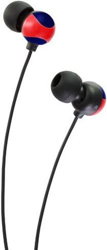 NEW JVC HA-FX20RA In Ear Earphones For Android Smarphone iPhone iPod - RED/BLUE Thumbnail 3