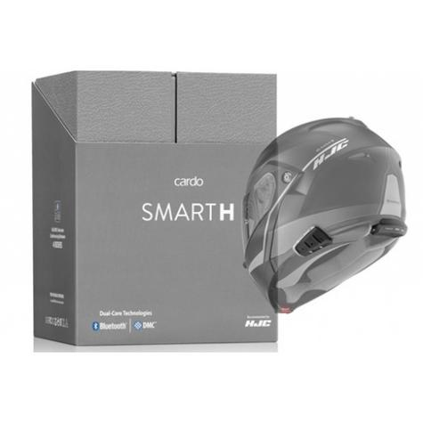 Cardo Scala Smarth Rider Duo Motorcycle Headset HD Speakers DMC Kit HJC Helmets Thumbnail 6
