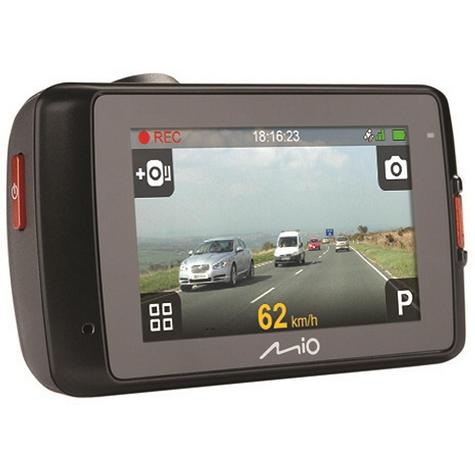 "Mio MiVue 658 2.7"" Touch Screen In Car Dashcam GPS Extreme HDR Accident Recorder Thumbnail 2"