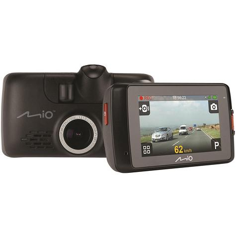 "Mio MiVue 658 2.7"" Touch Screen In Car Dashcam GPS Extreme HDR Accident Recorder Thumbnail 3"