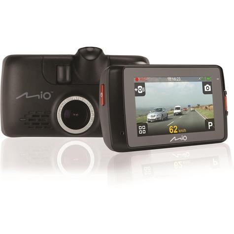 """NEW Mio MiVue 638 Touch Full 1080p HD 2.7"""" GPS Accident Recorder Dashcam Camera Thumbnail 4"""