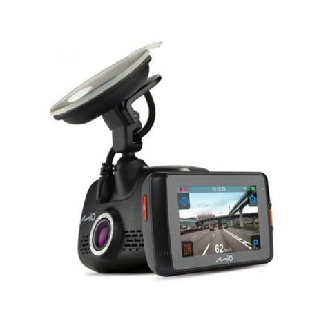 """NEW Mio MiVue 638 Touch Full 1080p HD 2.7"""" GPS Accident Recorder Dashcam Camera Thumbnail 5"""