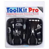 Oxford Motorcycle Pro Tool Kit - Black