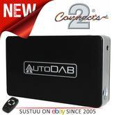 C2 AutoDAB FM Universal In Car Adaptor DAB/DAB+ Digital Radio/FM 1YEAR WARRANTY