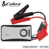 NEW COBRA Jumpack CPP8000 to Jumpstart Car Charge Phone Built in Torch 6000mah