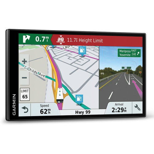 "Garmin Camper 770LMT-D 6.95"" WIFI GPS SATNAV with Free LifeTime Traffic & Maps"