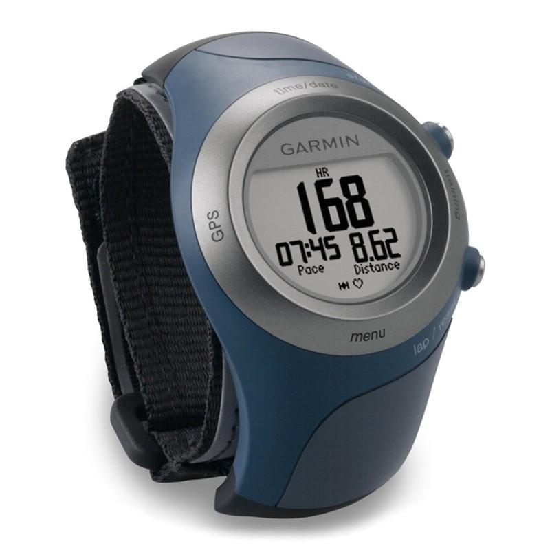 Garmin Forerunner 405CX HR Heart Rate Monitor Blue Sports ...