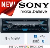 Sony DSX A500BD Car Stereo?DAB?AUX?USB?MP3?Bluetooth?Android?iPod-iPhone Control