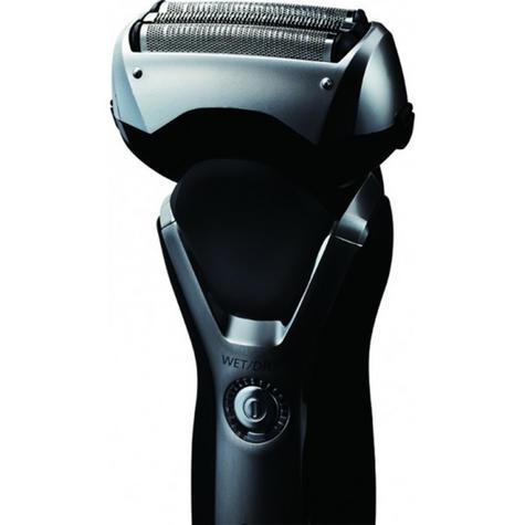 Panasonic ESRT67S Washable Wet & Dry 3 Blade Cutting System Men's Shaver SILVER Thumbnail 3