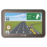 """Mio Spirit 5400LM 4.3"""" In Car GPS SatNav Liftime EU Maps IQ Routes 5413N5020010"""