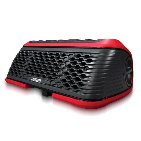 Fusion Stereo Active Waterproof Speaker Bluetooth/USB/AM/FM/iPhone/Android - RED Thumbnail 3