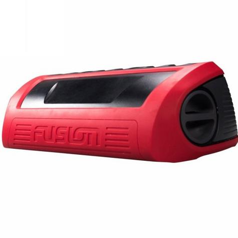 Fusion Stereo Active Waterproof Speaker Bluetooth/USB/AM/FM/iPhone/Android - RED Thumbnail 5