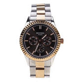 Sekonda Men's Analog Two-Tone Stainless Steel Stylish Wrist Watch