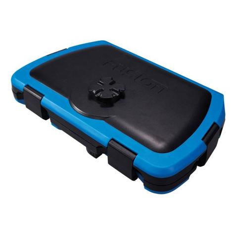 Fusion StereoActive Waterproof Floating Bluetooth Speaker with ActiveSafe - BLUE Thumbnail 7