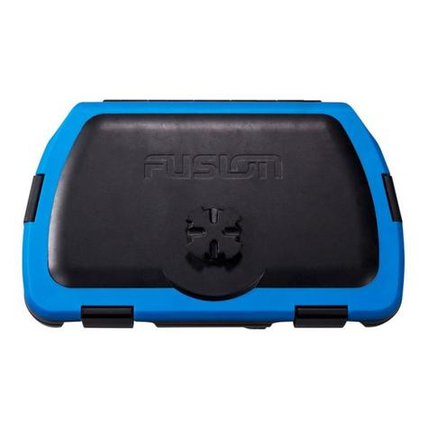 Fusion StereoActive Waterproof Floating Bluetooth Speaker with ActiveSafe - BLUE Thumbnail 8