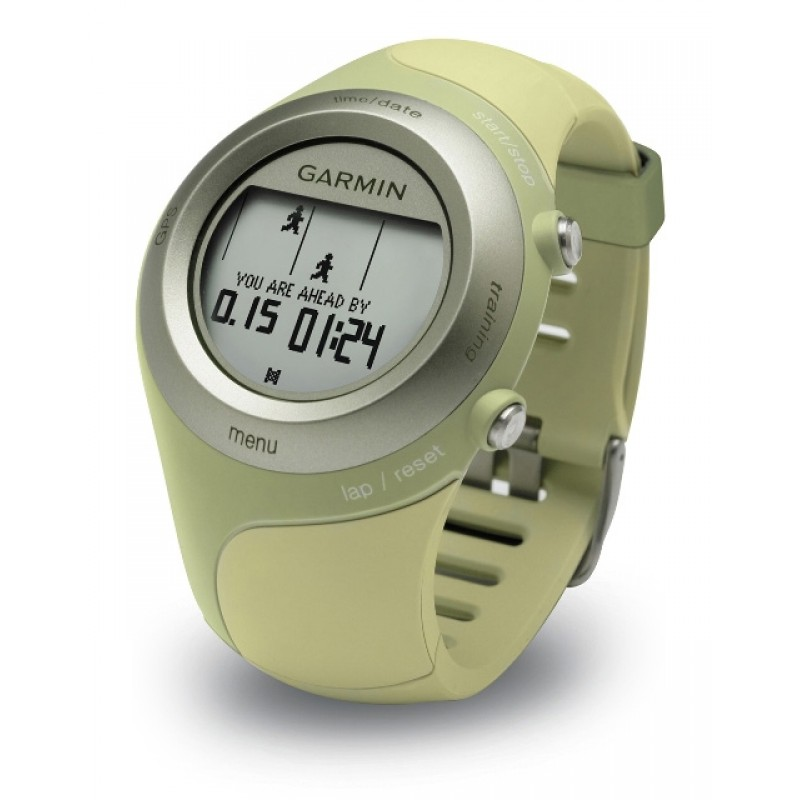 Garmin Forerunner 405 GPS Green Speed & Distance Running Sports