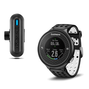 Garmin Golf S6 & Truswing Most Advanced GPS Golf Watch with Lightweight Design