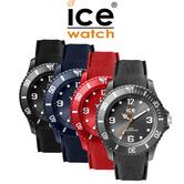 Ice Sixty Nine Unisex Stylish Analogue 100m Water Resistant Silicone Wrist Watch