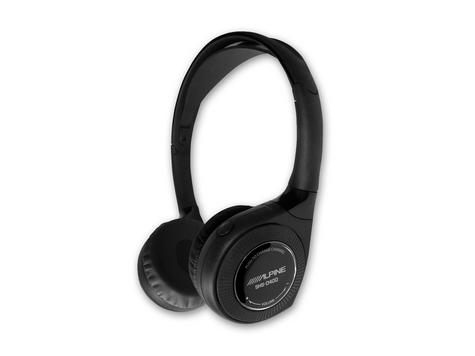 Alpine SHS D400 Wireless Infra Red Head Phones 90db SNR Flat Folding Technology Thumbnail 2