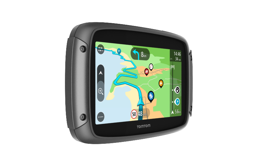 tomtom rider 450 motorcycle gps satnav lifetime world map. Black Bedroom Furniture Sets. Home Design Ideas