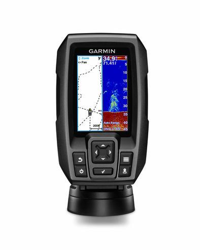 """Garmin STRIKER  4 3.5"""" Sonar WW c/w Dual Beam TM Txd. FISHFINDER - 010-01550-01 Thumbnail 2"""
