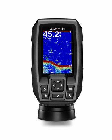 """Garmin STRIKER  4 3.5"""" Sonar WW c/w Dual Beam TM Txd. FISHFINDER - 010-01550-01 Thumbnail 4"""