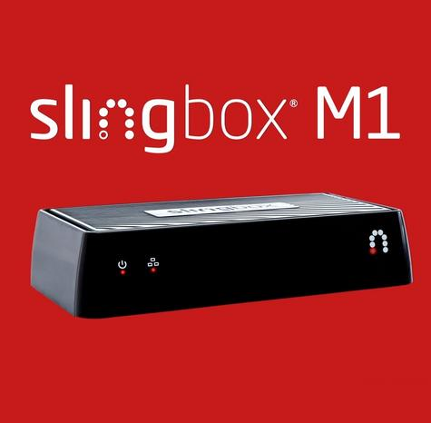 Slingbox M1 Watch TV Anywhere on PC Tablet Phone Fits Any Cable or Satellite NEW Thumbnail 1