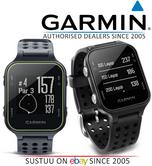 Garmin Approach S20 Golf GPS Watch With 40K Courses Worldwide BLACK 1yr WARRANTY