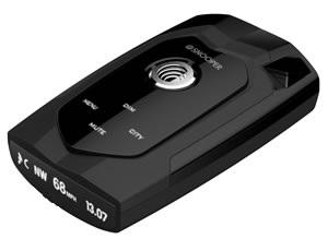 Snooper 4ZERO Elite Speed Camera Detector GPS /RADAR/LASER Voice & Display Alert Thumbnail 2