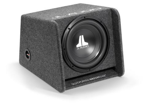 "JL AUDIO CP112 W0 V3 12"" BassWedge Single Ported Car Sub Woofer Bass Box 300W  Thumbnail 2"
