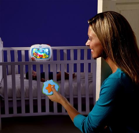 Baby Einstein Crib Sea Dream Soother Melodise Music & Lights Crib Cot Toy Mobile Thumbnail 7