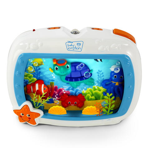 Baby Einstein Crib Sea Dream Soother Melodise Music & Lights Crib Cot Toy Mobile Thumbnail 1