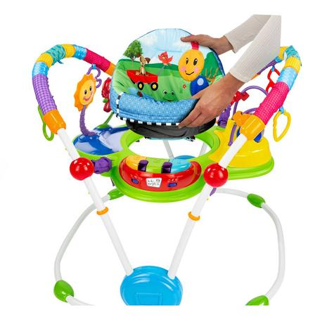 Baby Einstein Neighborhood Friends Learning Activity Jumper Entertainers Toy NEW Thumbnail 3