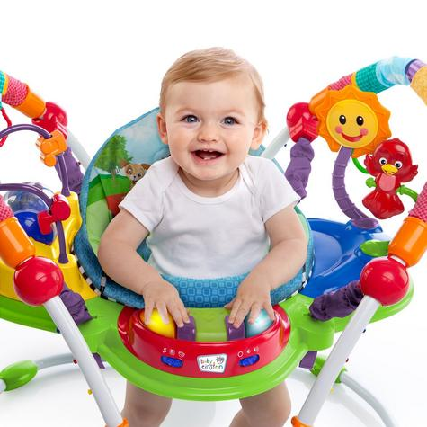 Baby Einstein Neighborhood Friends Learning Activity Jumper Entertainers Toy NEW Thumbnail 5