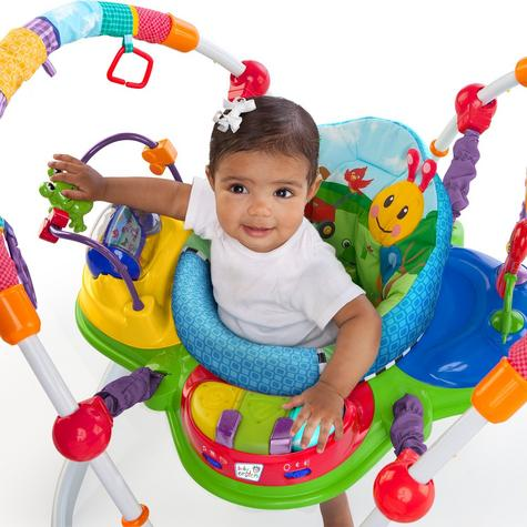 Baby Einstein Neighborhood Friends Learning Activity Jumper Entertainers Toy NEW Thumbnail 6